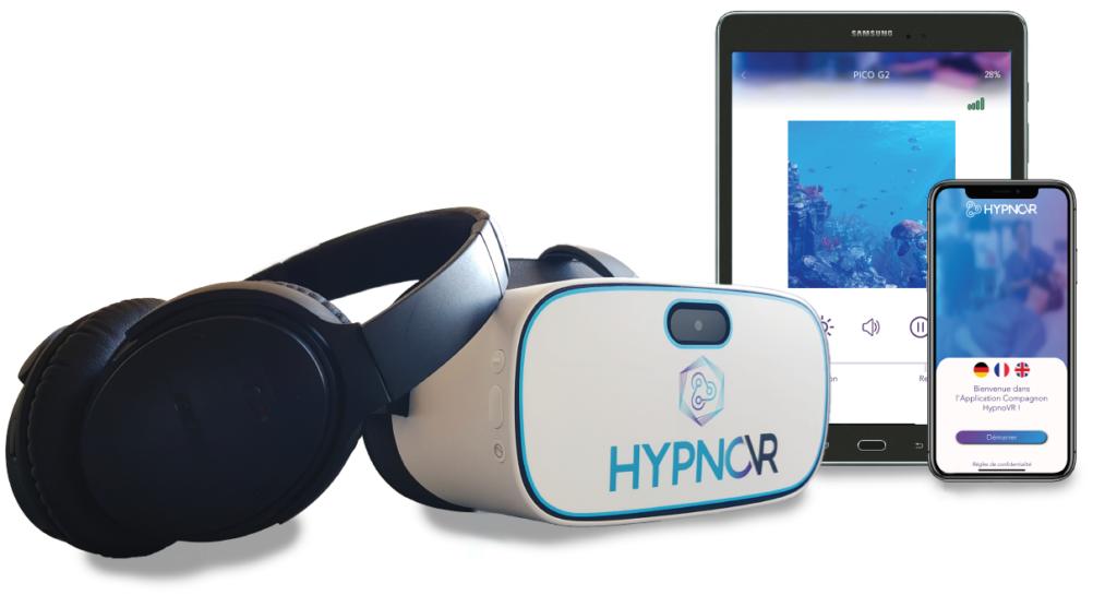 package produit Hypnovr