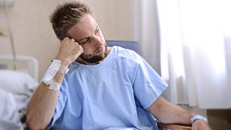 patient anxieux